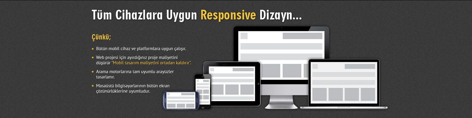Responsive Dizayn
